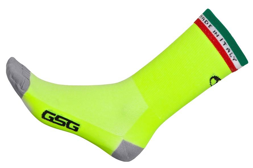 GSG racing sokker Asolo GIALLO